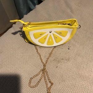 Handbags - Lemon 🍋 purse